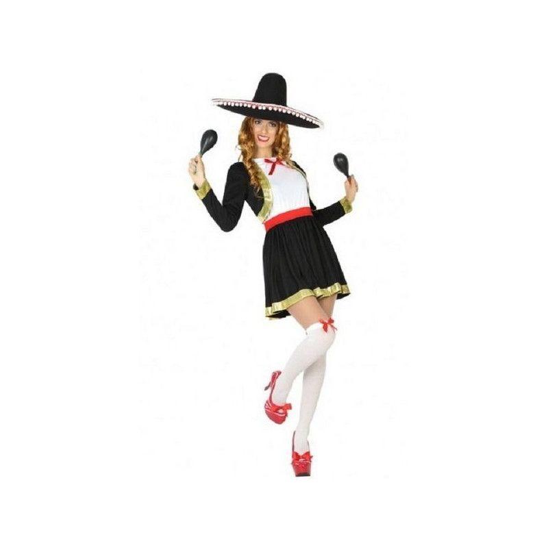 Déguisement mariachi femme taille XS-S Déguisements 15423