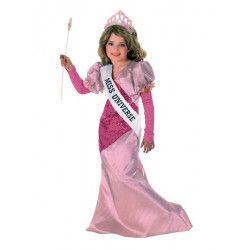 Déguisement Miss Univers fille 8 ans Déguisements 21608
