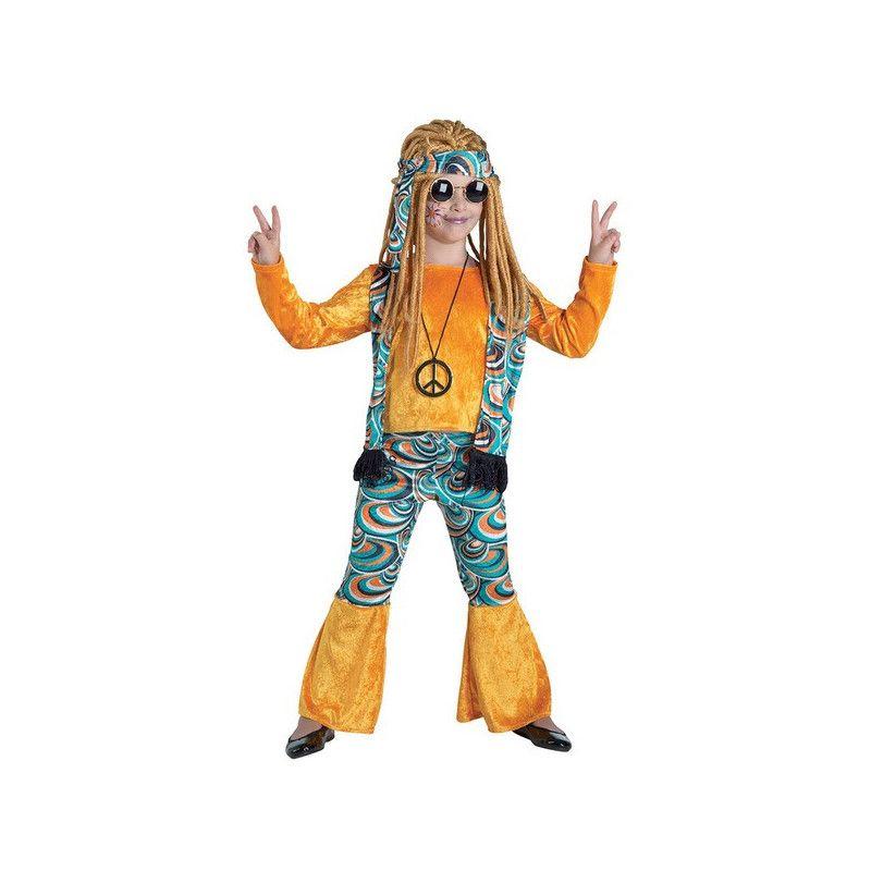 Déguisement hippie fille 8 ans Déguisements 59008