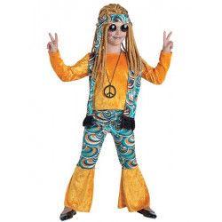 Déguisements, Déguisement hippie fille 12 ans, 59012, 29,90€