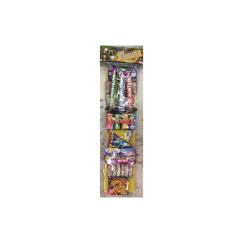 Assortiment Discovery Divers 70302
