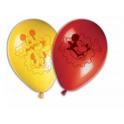Ballons imprimés Mickey™ x 8 Déco festive LMIC81522