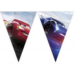 Guirlande fanions Cars™ Déco festive LCAR89469