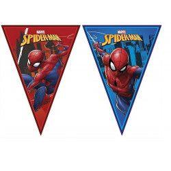 Déco festive, Guirlande fanions Spiderman™, LSPI89450, 3,59€