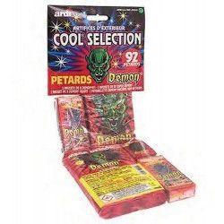 Pétards Cool Sélection Artifices 81041