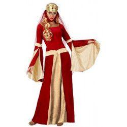 Déguisement dame médiévale femme taille M-L Déguisements 15436