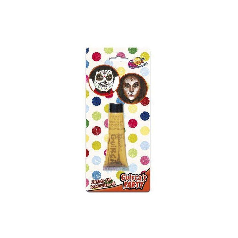 Maquillage crème jaune Accessoires de fête 15440