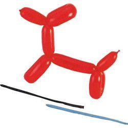 Sachet ballons à modeler x 100 longueur 140 cm Déco festive BA19818
