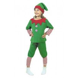 Déguisements, Costume Elfe doudou enfant mixte 7-9 ans, 86250279, 18,90€