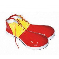 Chaussures de clown Accessoires de fête 873103