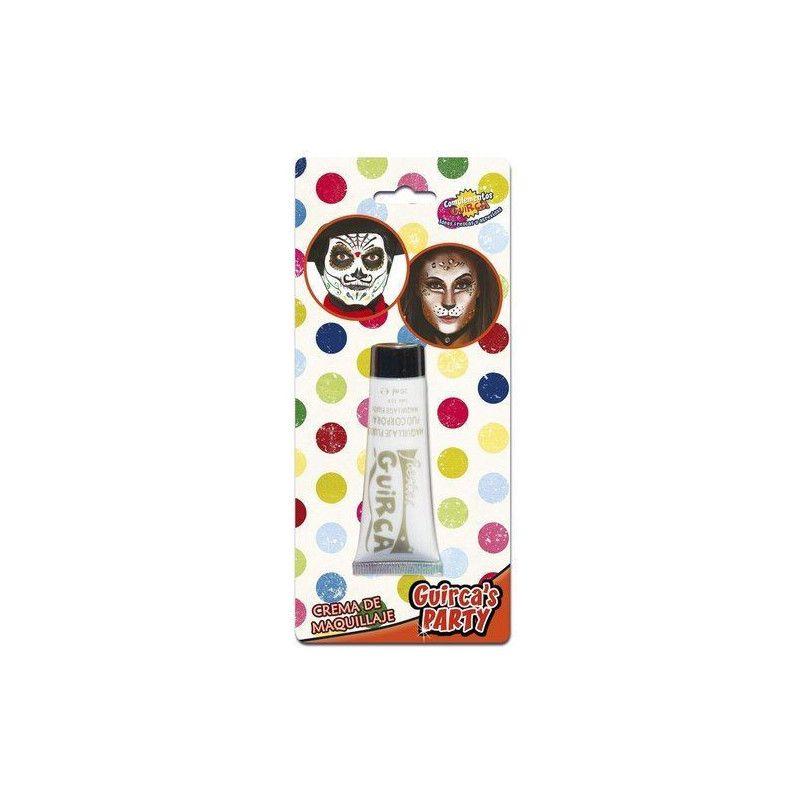 Maquillage crème blanc Accessoires de fête 15442