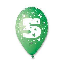 Guirlande Happy Birthday foot à personnaliser