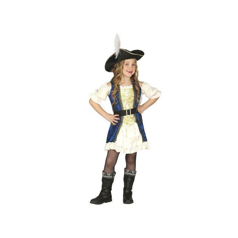 Déguisement pirate fille 7-9 ans Déguisements 83342