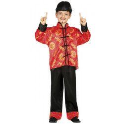 Déguisement chinois garçon 5-6 ans Déguisements 85654