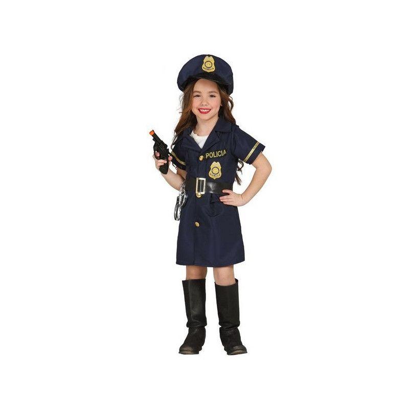 Déguisement policière fille 5-6 ans Déguisements 85701