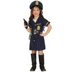 Déguisement policière fille 7-9 ans Déguisements 85702