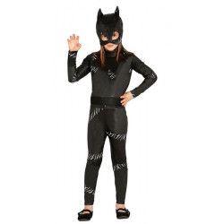 Déguisements, Déguisement catwoman fille 5-6 ans, 85737, 19,90€