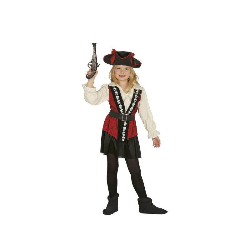 Déguisements, Déguisement pirate fille 10-12 ans, 85936, 19,90€