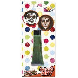 Accessoires de fête, Maquillage crème vert, 15447, 2,90€