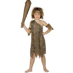 Déguisement homme des cavernes garçon 5-6 ans Déguisements 78714