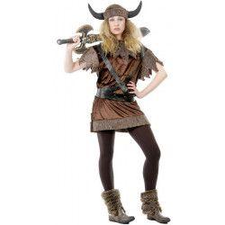 Déguisement viking femme taille M Déguisements 84681