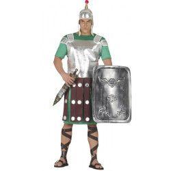 Déguisement guerrier romain vert homme taille M Déguisements 84906