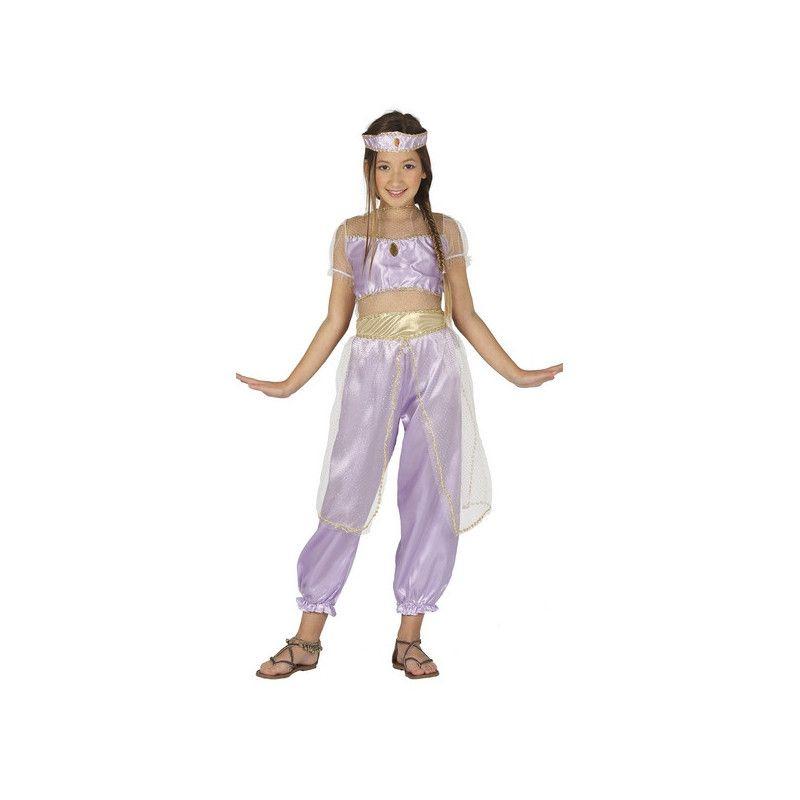 Déguisement danseuse orientale violette fille 5-6 ans Déguisements 81411
