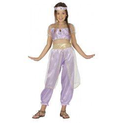 Déguisement danseuse orientale violette fille 7-9 ans Déguisements 81412