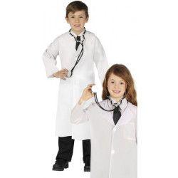 Déguisements, Déguisement docteur enfant 5-6 ans, 81471, 15,90€
