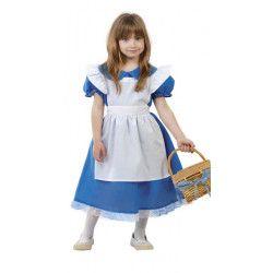 Déguisement Alice fille 5-6 ans Déguisements 81671