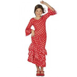 Déguisement danseuse espagnole fille 5-6 ans Déguisements 82726