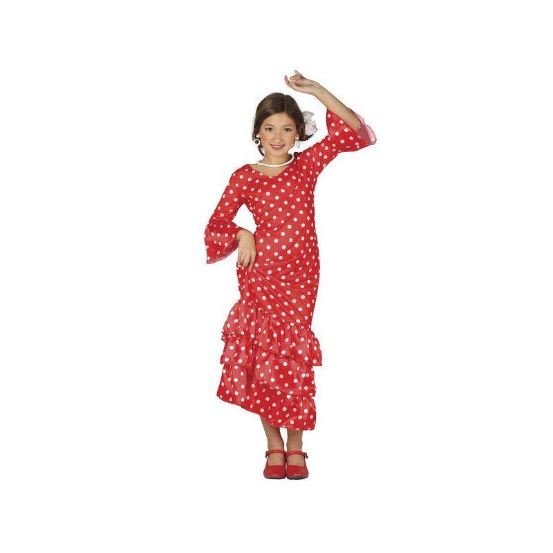 Déguisement danseuse espagnole fille 7-9 ans Déguisements 82727