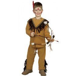 Déguisements, Déguisement indien garçon 7-9 ans, 82794, 19,90€