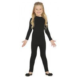 Déguisement justaucorps noir fille 9-12 ans Déguisements 82803