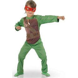 Déguisement Tortue Ninja™ garçon 7-8 ans Déguisements 154665L