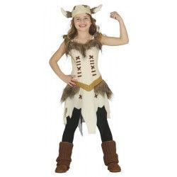 Déguisements, Déguisement viking fille 5-6 ans, 87580, 24,50€