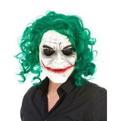 Accessoires de fête, Masque latex psychopathe sinistre adulte, 155162, 17,50€