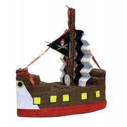 Déco festive, Pinata bateau de pirate générique, 873007, 19,90€