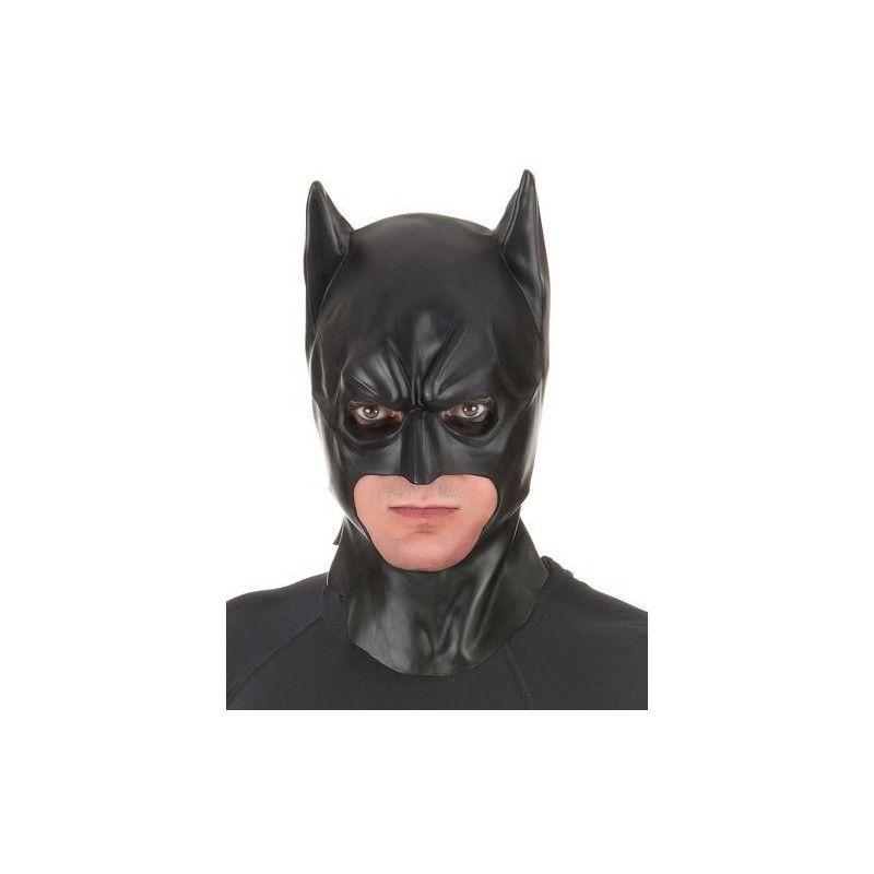 Masque latex chauve-souris homme Accessoires de fête 155222