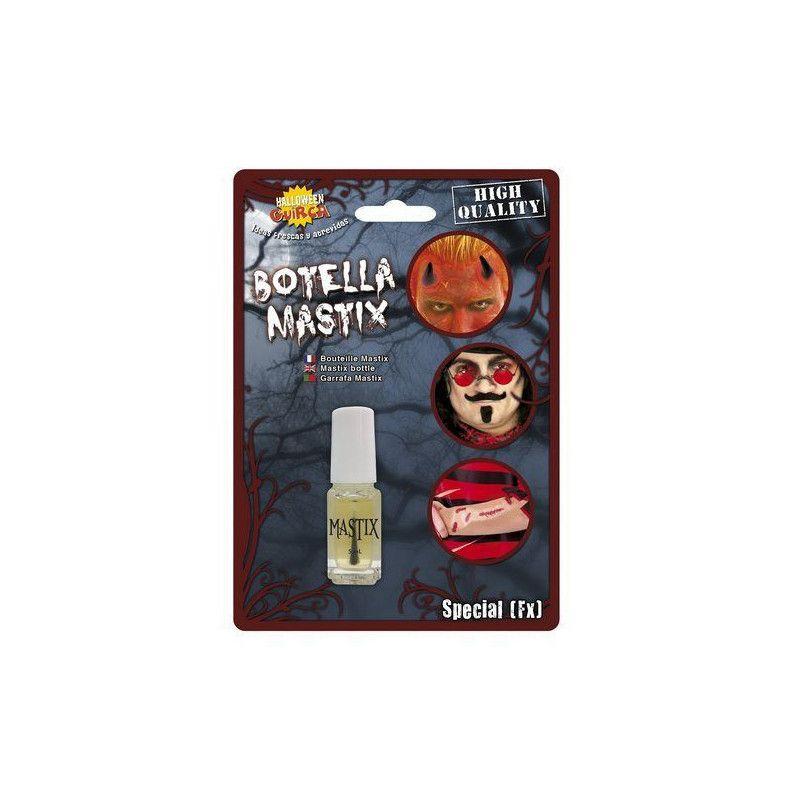 Flacon de colle à postiche 10 ml Accessoires de fête 15551