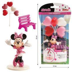 Kit de décoration Minnie™ pour gâteau Déco festive 302012