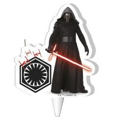 Bougie anniversaire Star Wars™ Cake Design 346188
