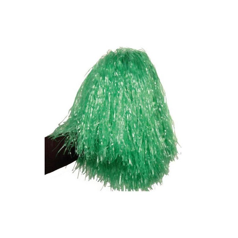 Pom Pom girl vert avec poignée 3700638206238