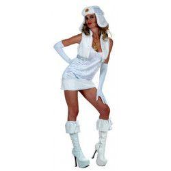 Déguisements, Costume Russe sexy femme taille M-L, CLOWN70135, 29,90€