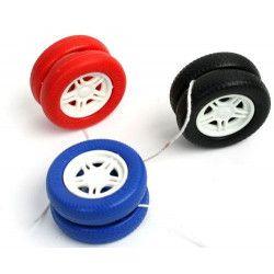 Yoyo roue 4 cm kermesse vendu par 48 Jouets et kermesse 24966-LOT