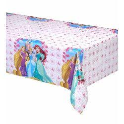 Déco festive, Nappe plastique Princesse Heart Strong™, LPRI87880, 4,90€