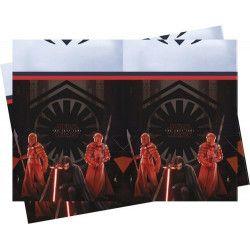 Nappe plastique The Last Jedi™ Déco festive LSWA88552