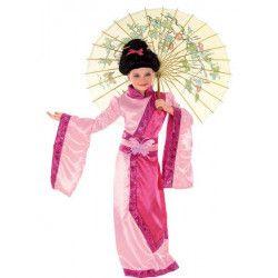 Déguisement reine du Japon fille 8 ans Déguisements 05708