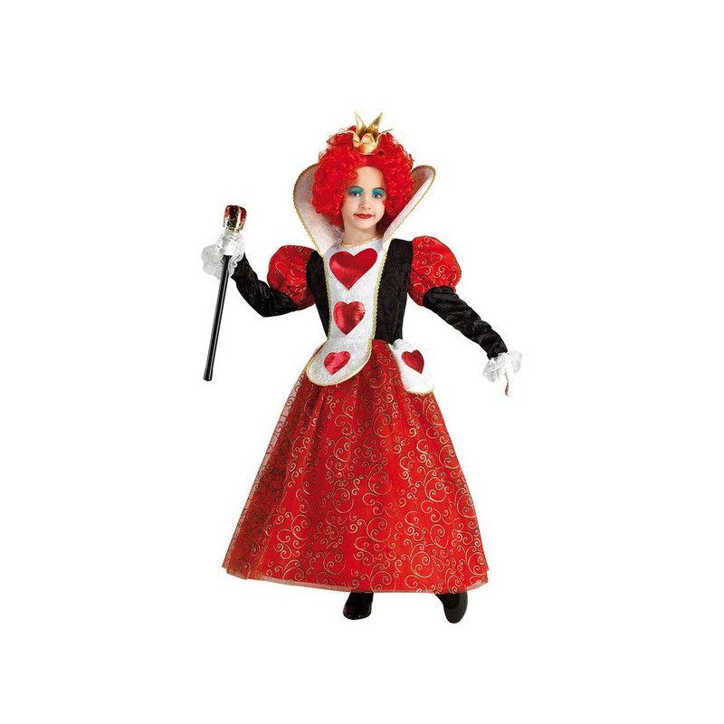 Déguisement Reine des Coeurs fille 6 ans Déguisements 06606