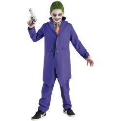 Déguisements, Déguisement joker prince du crime garçon 8 ans, 45508, 29,90€
